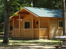 Rustic Cabin #402 at WRC