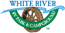 White River RV Park & Campground Retina Logo