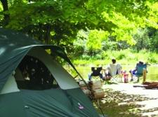 Riverside Camping at WRC