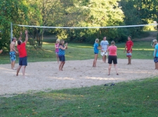 Volleyball at WRC