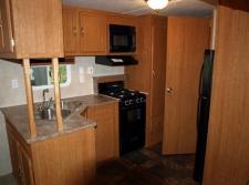 Wilda's Roost kitchen